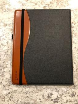 Ztotop For iPad Pro 12.9 Case 2018 Premium Leather Slim Stan