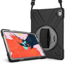 Procase iPad Pro 12.9 Case 2018 , 360 Degree Rotatable Kicks