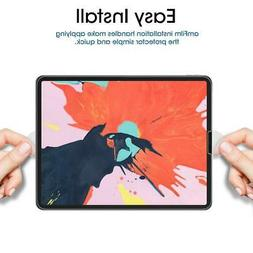 iPad Pro 12.9 inch 2018 Glass Screen Protector 2 Pack Clear
