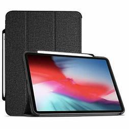iPad Pro 12.9 Smart Folio Case Pencil Holder  Kickstand Flex