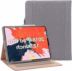 Procase iPad Pro 12.9 Case 3rd Gene Stand Folio Cover Protec