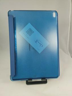 MoKo iPad Pro 9.7 2016 Blue Slim Lightweight Blue Folio Case