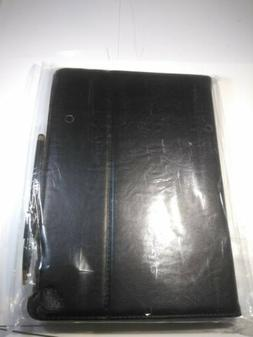 iPad Pro 9.7 Case - ProCase Stand Folio Cover for Apple Blac
