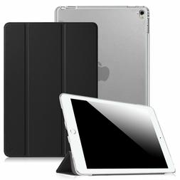 For iPad Pro 9.7 inch Translucent Frosted Case Cover with Au