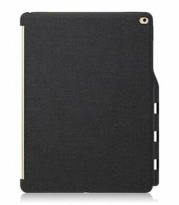 IPad Pro Case 12.9 2015 Back Case with Pencil Holder for Tab