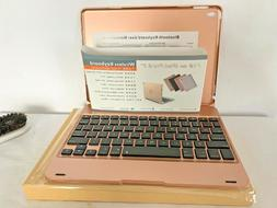 "iPad Pro Case + Keyboard Rose Gold Model F19 For 9.7"" W USB"