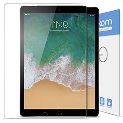 iPad Pro 12.9 inch Screen Protector Glass, Maxboost Tempered