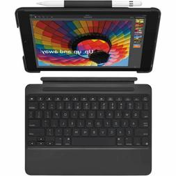 Logitech iPad Slim Combo Case Bluetooth Wireless Keyboard iP