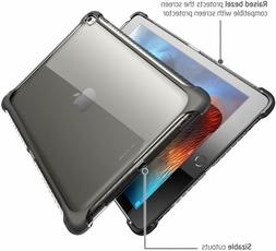 iPad Pro Slim Fit Flexible TPU Case-Frost/Black