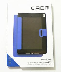 Incipio IPD-378-BLU Clarion Folio Case for Apple iPad Pro 10