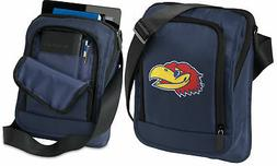 Kansas Jayhawk Tablet Bag KU Logo Ipad Travel BAGS & Cases F