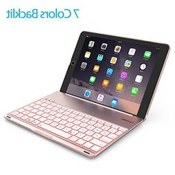 Keyboard Case for iPad PRO 9.7 Inch / iPad Air 2-LED 7 Color