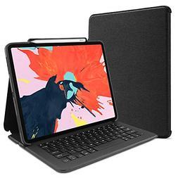 "ProCase Keyboard Case for iPad Pro 12.9"" 2018, Lightweight F"