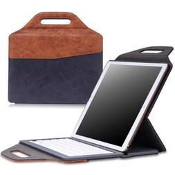 MoKo Keyboard Case for iPad Pro 12.9 - Portable Portfolio PU
