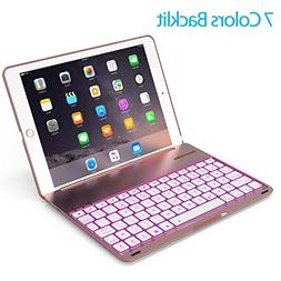 Favormates Keyboard Case for iPad 2018  - iPad 2017  -iPad A