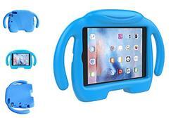 Kids Case for Ipad Mini 1 2 3 4 5, MENZO Light Weight Shockp