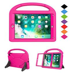 TIRIN Kids Case for New iPad 9.7 2018/2017 with Built in Scr