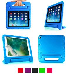 Kids Friendly Shock Proof Case Handle Stand Cover For iPad 5