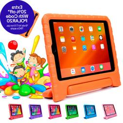 Kids Heavy Duty Case Cover for iPad 5 4 3 6 Mini Air 1 Pro 9
