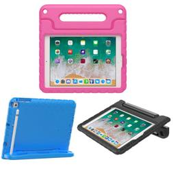 MoKo Kids Shockproof EVA Handle Stand Case Cover For iPad 9.