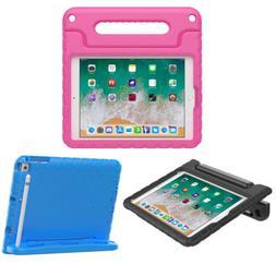 MoKo Kids Shockproof EVA Handle Stand Case Cover For iPad 9.