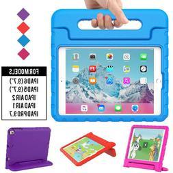"Kids Shockproof iPad Case Cover EVA Foam Stand For iPad 9.7"""