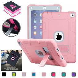 Kids Tough Case For iPad Mini 2 3 4 5th 6th Gen Air3 10.5 He