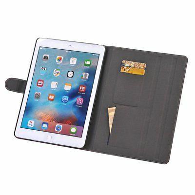 2017 iPad AiSMei Folio Case Cover Soft TPU