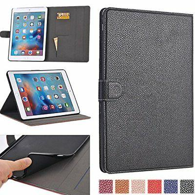 2017 new ipad case folio flip stand