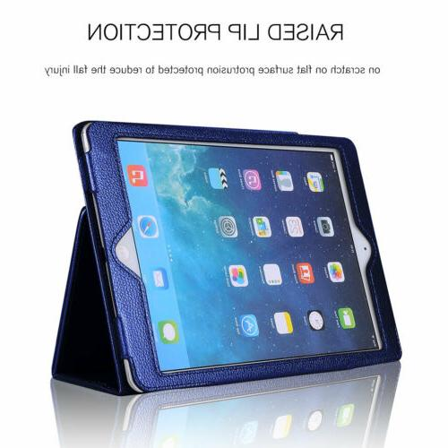 Protective Flip Smart Stand Case For iPad 7th
