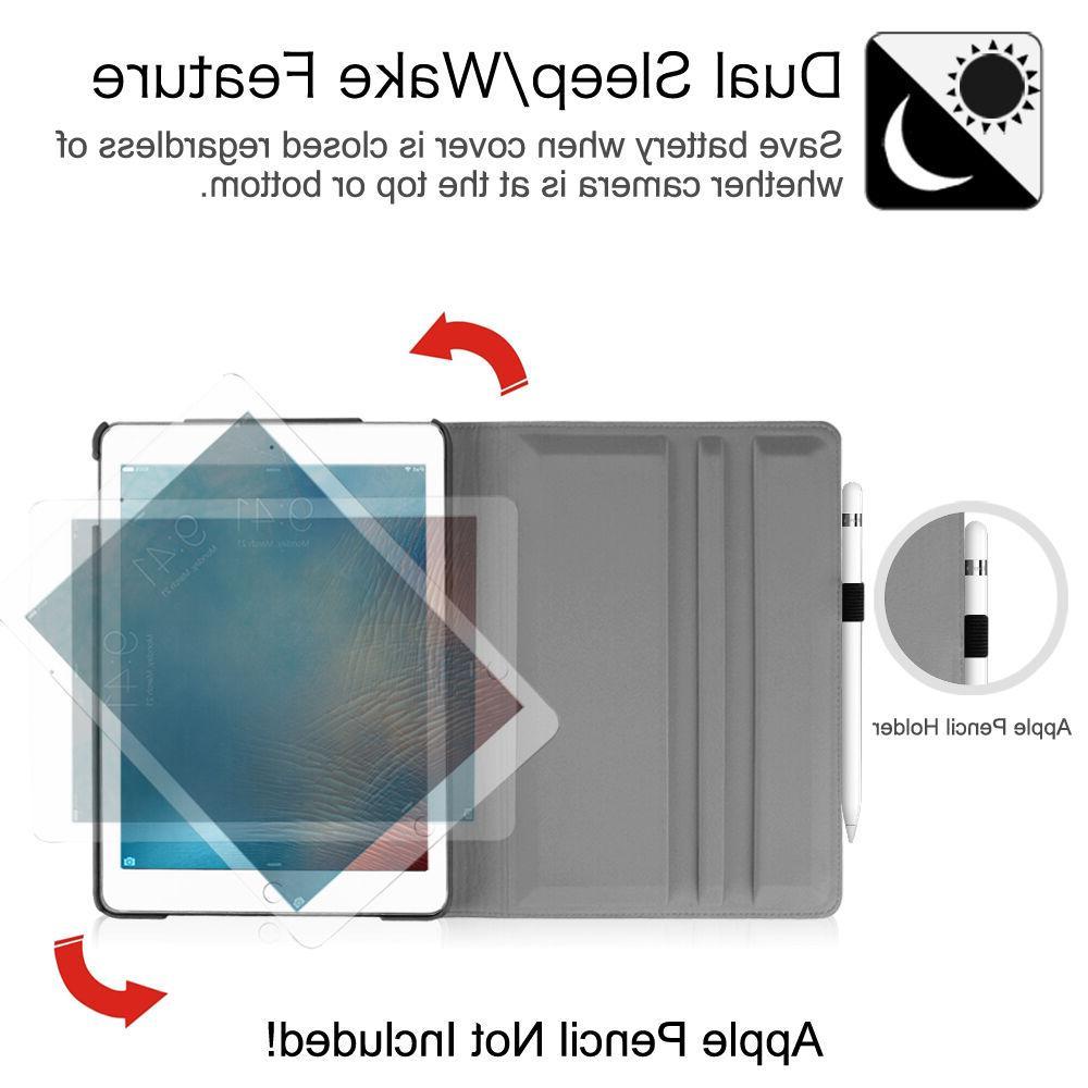 "Mutiple Case For iPad 9.7"" w/Apple Pencil"