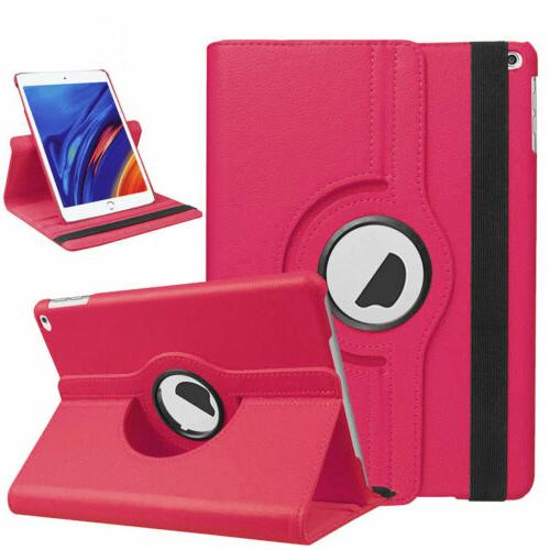 360 Rotating Shockproof Leather Smart iPad