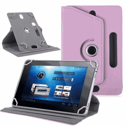 """360° Rotate Leather iPod Tablet 8"""""""