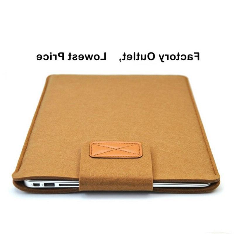 7.9-10'' Sleeve Bag <font><b>Case</b></font> <font><b>Universal</b></font> Felt Tablet Cover for 2018 huawei 10.1 4