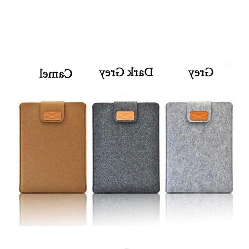 7.9-10'' Bag <font><b>Case</b></font> <font><b>Universal</b></font> Felt Fabric Tablet for 2018 1 mini huawei Samsung 10.1 4