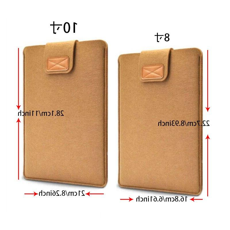 7.9-10'' <font><b>Universal</b></font> Tablet for 2018 air 1 huawei 4 Pouch Capa