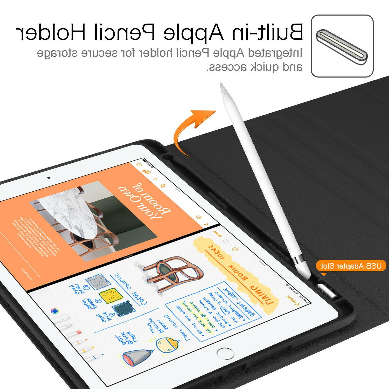 7 Color Keyboard Case iPad Gen 10.2'' 2019