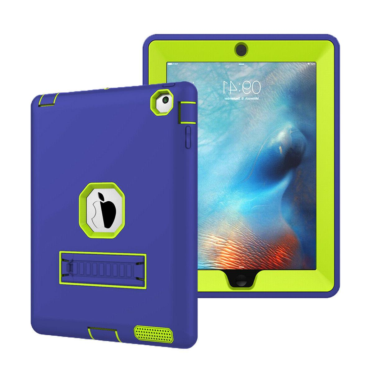Shockproof iPad Heavy Duty Cover Stand