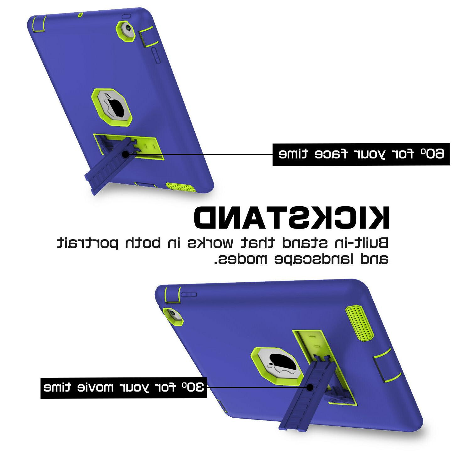 9.7'' iPad Shockproof with Stand