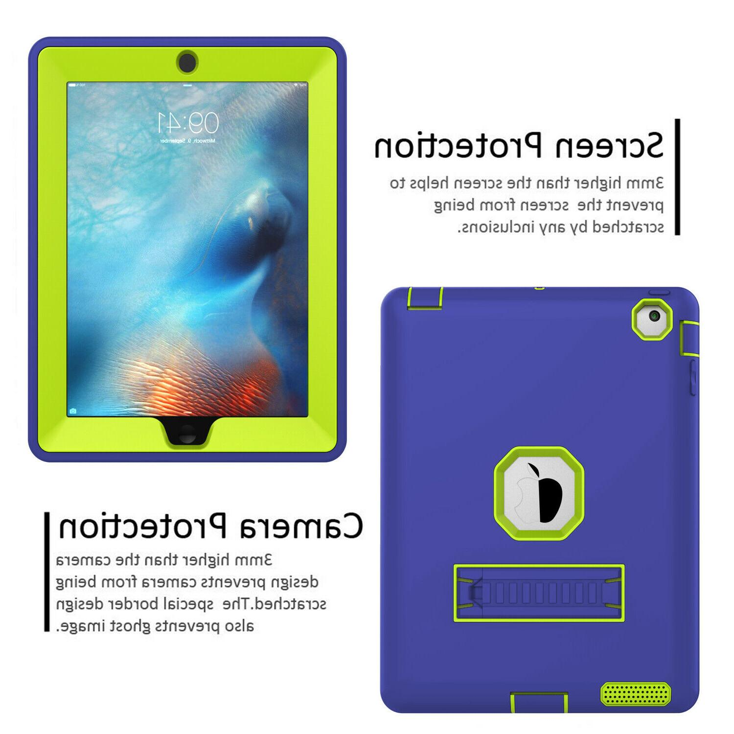 9.7'' Cover For iPad 2/3/4 Shockproof