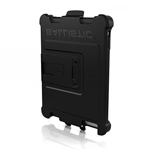Ballistic - Tough Jacket Case Apple Ipad 2, Ipad Generation And With Retina - Black