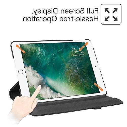 Fintie 9.7 2018 / iPad Air - 360 Degree Cover with Sleep Wake for iPad 9.7 Air 2013