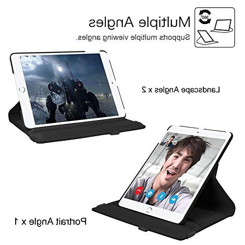 2018 / Air Degree Stand Cover with Auto Sleep Wake 9.7 / Air 2013