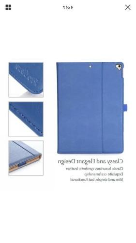 For Apple iPad 12.9 Case Leather Folio