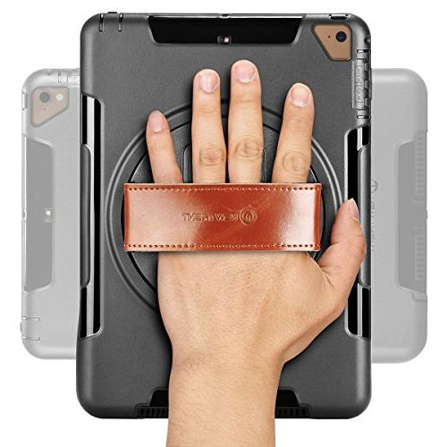 NewTrent Case Heavy Gladius Full-body Rugged Protective with Built-in Screen & Dual Design for Apple 2017/2018