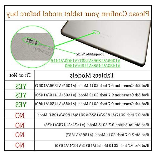 Topsky Layer iPad 4 Grey/Green