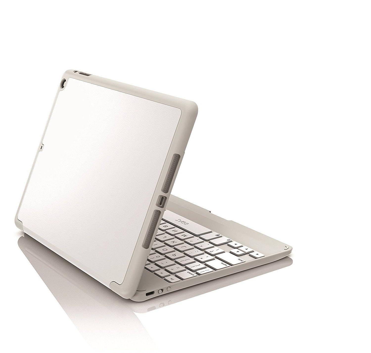 ZAGG Folio Case, Hinged with Bluetooth Keyboard for iPad Air