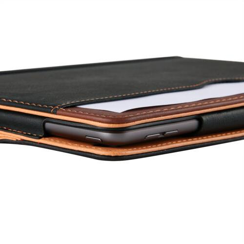 8th Leather Cover Case Sleep