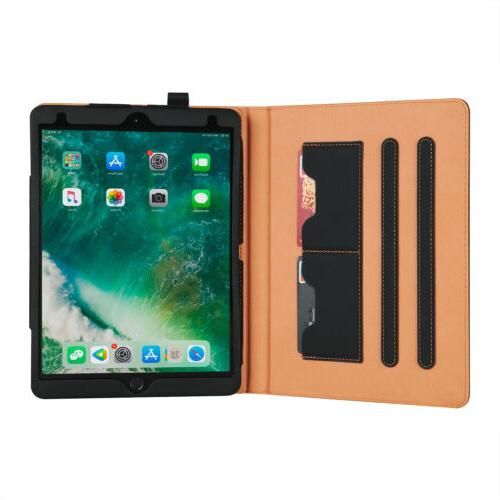 For iPad 7th Leather Cover Sleep