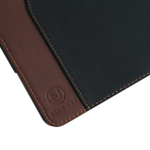 For Apple iPad 7th Generation Soft Leather Sleep